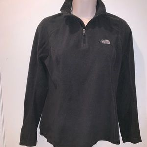 North Face Fleece in Black